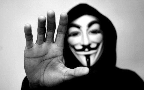 Anonymous Türkiye mesajı Haber  sosyal medya paylaşımları