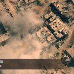 Suriye Savaşı Drone ile Kaydedildi!