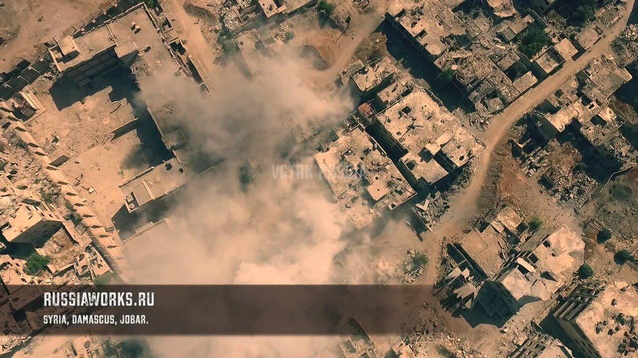 Suriye Savaşı Drone ile Kaydedildi ! Haber  suriye kaydedildi drone
