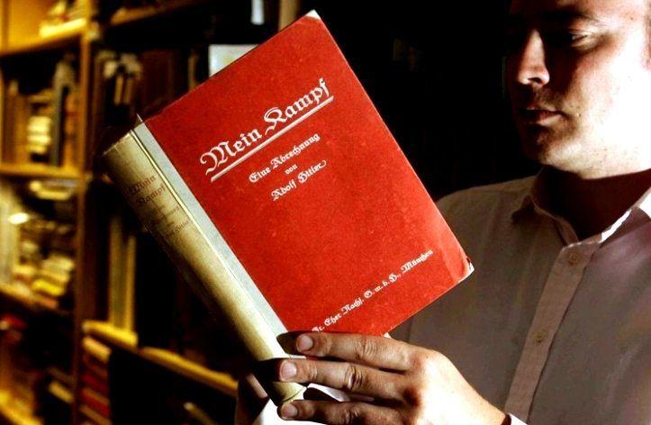 Adolf Hitler 'in kitabı 70 yıl sonra basılıyor