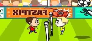 Kafa Topu oyunu ilk versiyonu!