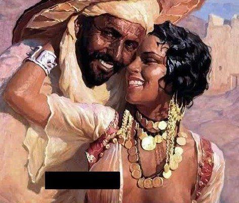islam öncesi kadın