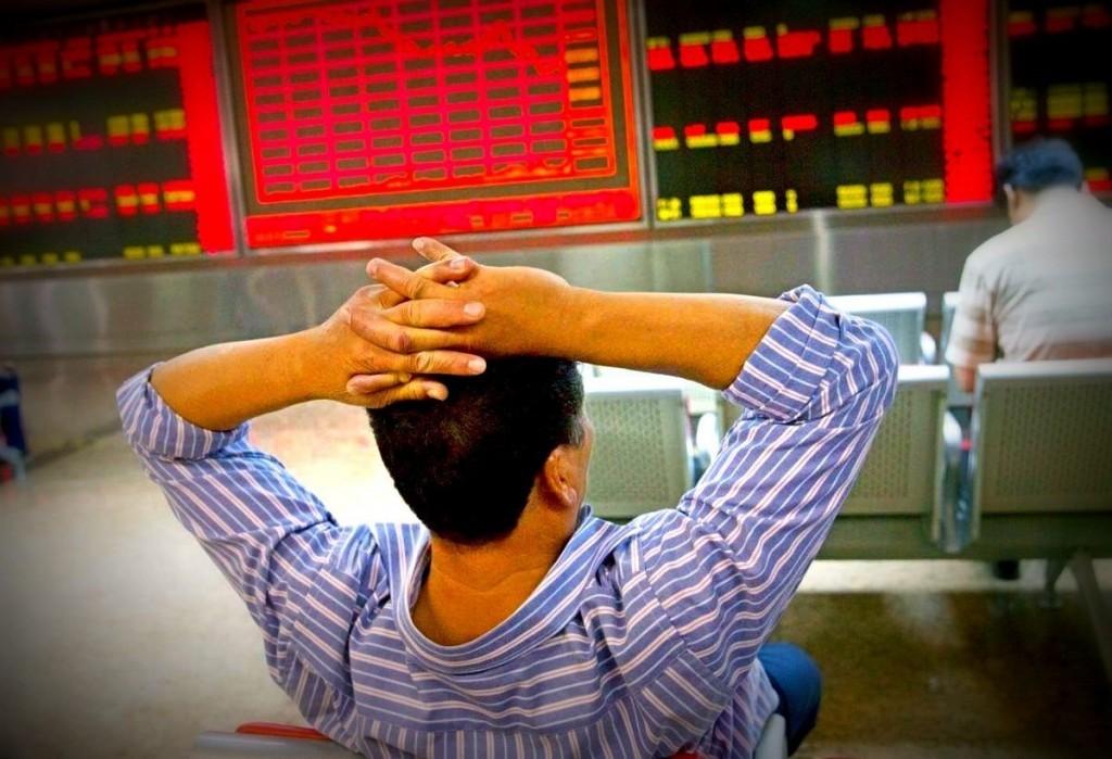 Çin borsası tüm işlemleri durdurdu Haber  lemleri durdurdu borsas