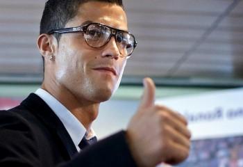 Cristiano Ronaldo 'nun görmediğiniz yüzü!