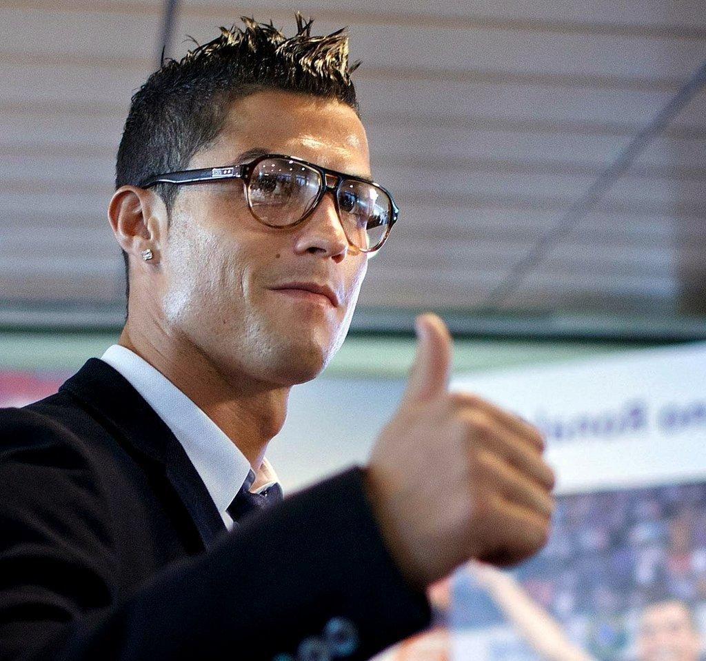 Cristiano Ronaldo 'nun görmediğiniz yüzü! Sosyal Medya  ronaldo gormedi cristiano