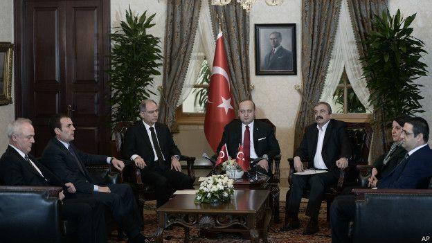 TRT Dolmabahçe görüşmesi Haber  dolmabah