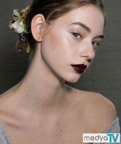 2017 Makyaj Trendleri Kadın Makyaj  trendleri makyaj