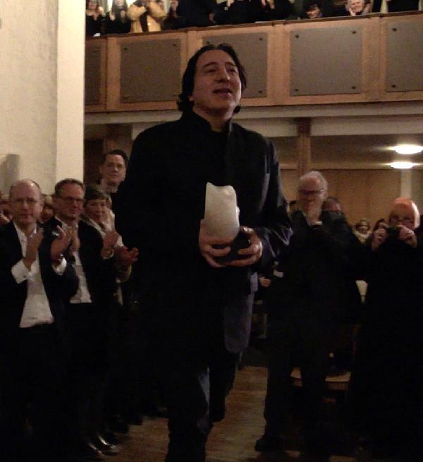 Fazıl Say, Beethoven Ödülü'nü aldı Haber odulu beethoven