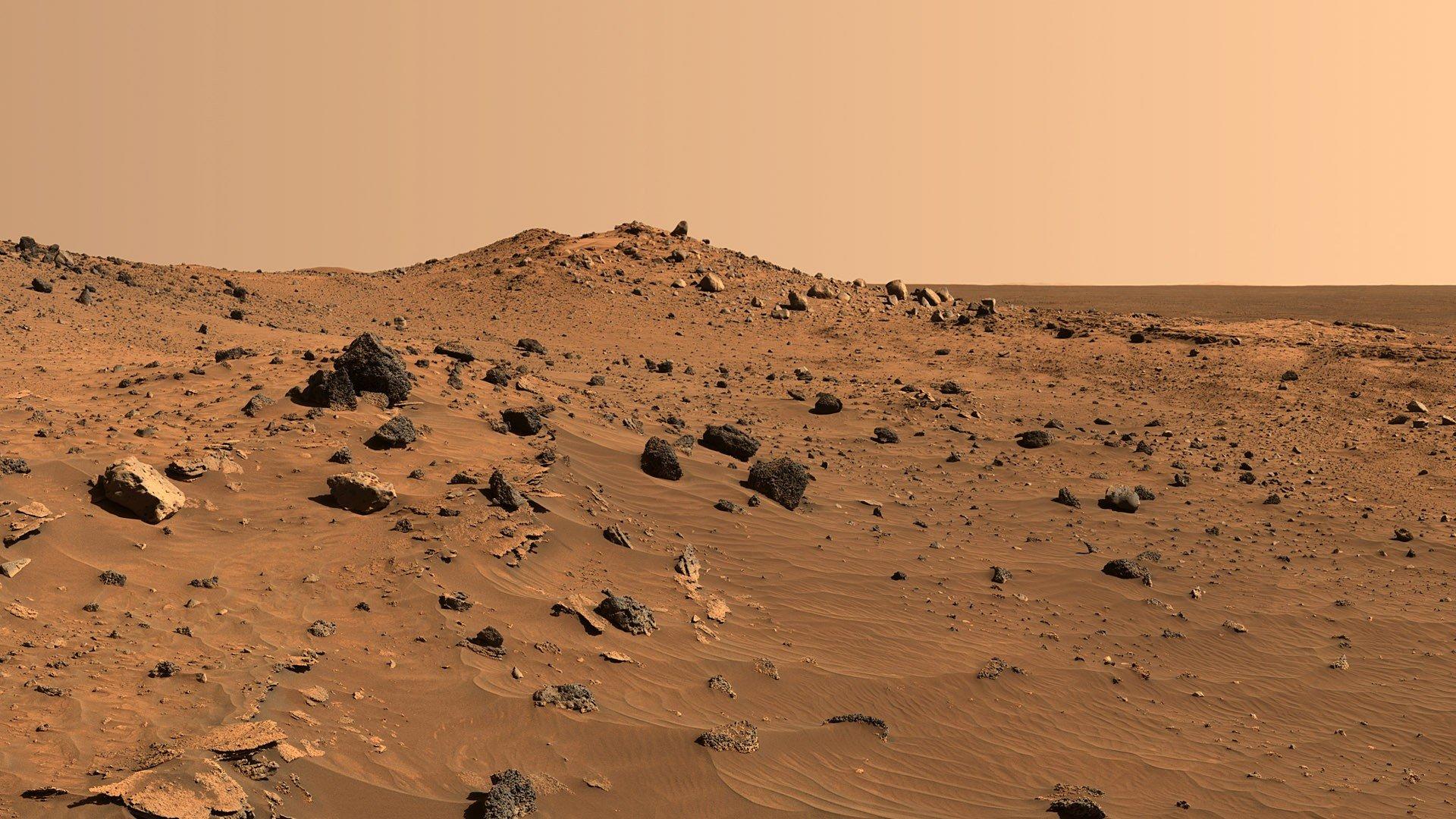 Mars İlginç Bilgiler
