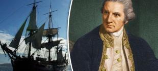 James Cook kim ve nereyi keşfetti ?