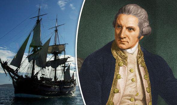 James Cook kim ve nereyi keşfetti ? İlginç Bilgiler  nereyi james fetti