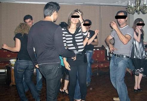İran gece hayatı ve Tahran ev partileri Haber  tahran partileri hayat