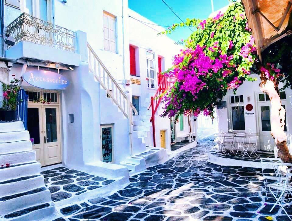 Yunanistan'da gezilecek en güzel yerlerden birisi