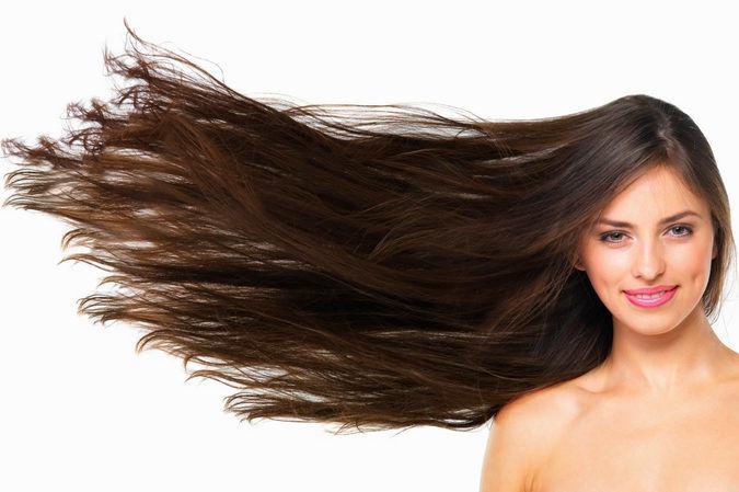 Evde Doğal Saç Bakım Önerileri Kadın  onerileri