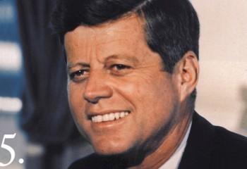 Başkan Kennedy nin hayat hikayesi