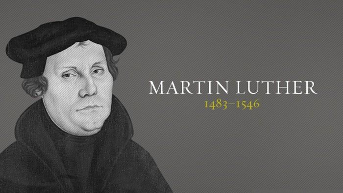 Martin Luther Kimdir ? İlginç Bilgiler  martin luther kimdir