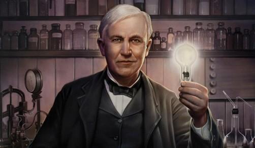 Thomas Edison kimdir ? İlginç Bilgiler  thomas kimdir edison