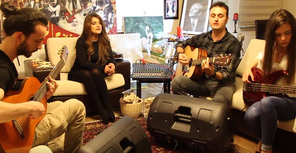 Karadeniz müziğine yeni bir yorum Haber  yorum karadeniz