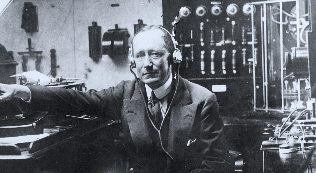 Marconi Neyi İcat Etti ? İlginç Bilgiler  marconi