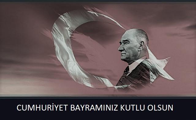 29 Ekim Cumhuriyet Bayramınız Kutlu Olsun Haber  olsun kutlu cumhuriyet bayram