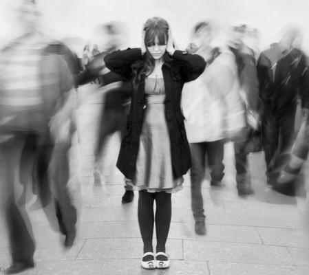 Depresyon sosyal fobi