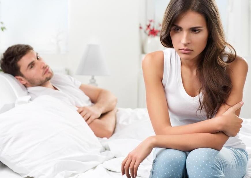 Vaginismus , ilişkiye girememe