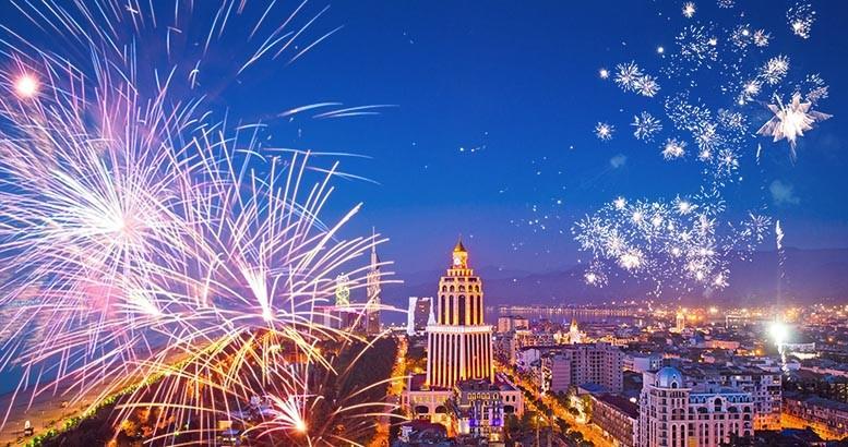 Image result for gürcüstanda yeni yıl