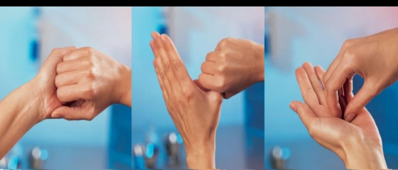 kişisel temizlik el yıkama