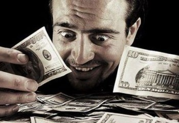 Para kazanmak , Yoksulluk ve Şükretmek üzerine bir yazı