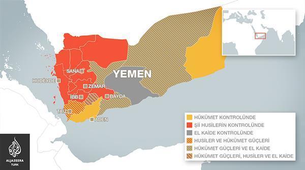 Yemen de neler oluyor ? Haber  yemen oluyor neler