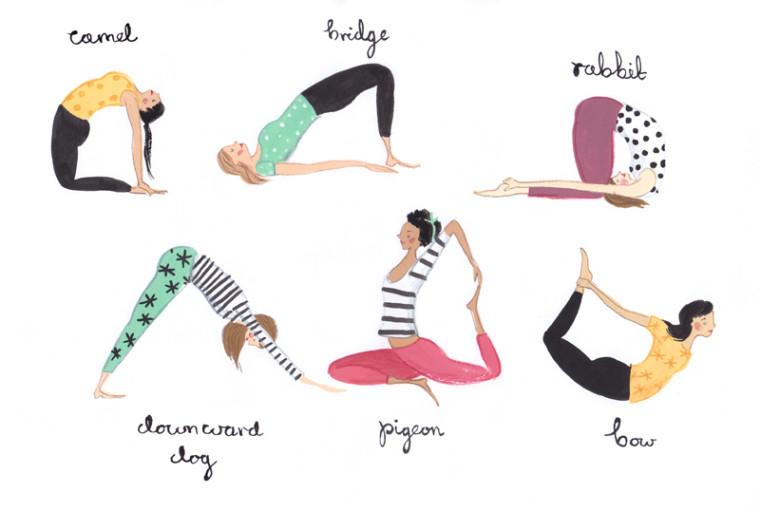 yoga hareketleri 2